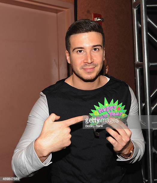 Vinny Guadagnino attends the 3rd Annual New Year's Eve Extravaganza Hosted By Vinny Guadagino at AMC Loews 34th Street 14 theater on December 31 2013...