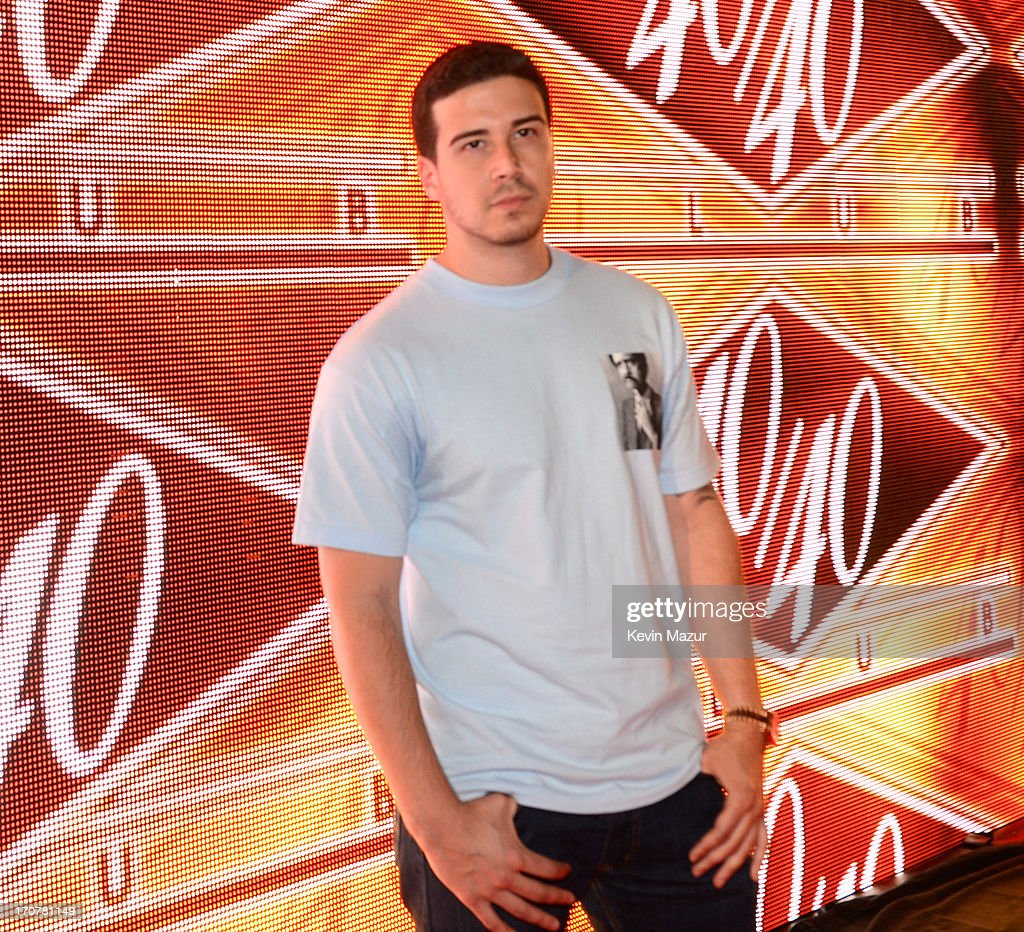 Vinny Guadagnino attends The 40/40 Club 10 Year Anniversary Party at 40 / 40 Club on June 17, 2013 in New York City.