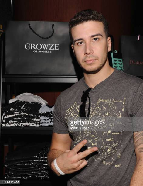 Vinny Guadagnino in 2012 MTV Video Music Awards Celebrity Retreat produced by Backstage Creations at Staples Center on September 5 2012 in Los...