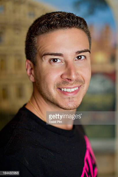 Vinny Guadagnino is photographed for USA Today on July 9 2012 in Toms River New Jersey