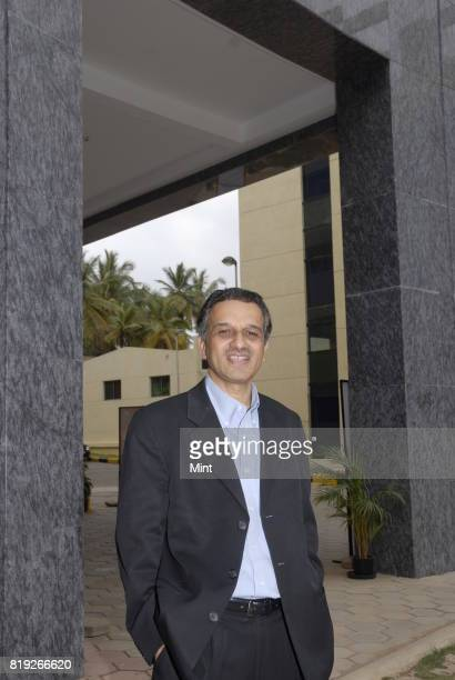 Vinod P Deshmukh President and CEO of Mind Tree photographed during an interview with Mint in Bangalore