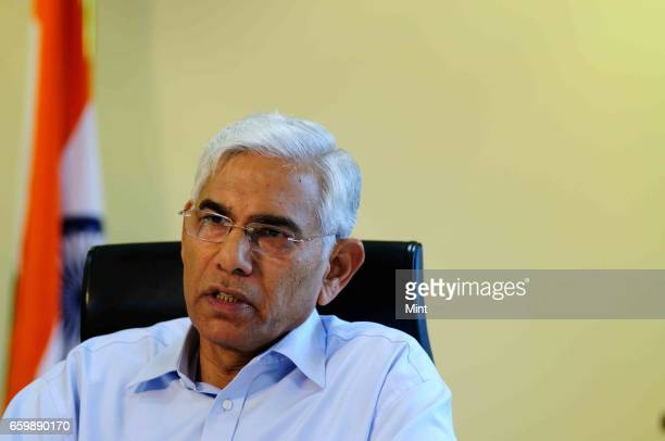 Vinod Rai CAG photographed on July 19 2011 in New Delhi India