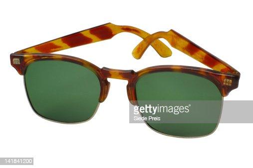 Vintage 1950's - 1960's tortoise shell sunglasses
