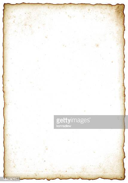 Vintage, aged background - paper