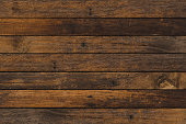 vintage aged dark brown color wooden stripe backgrounds texture for design as presentation,promote product,photo montage,banner,ads and web