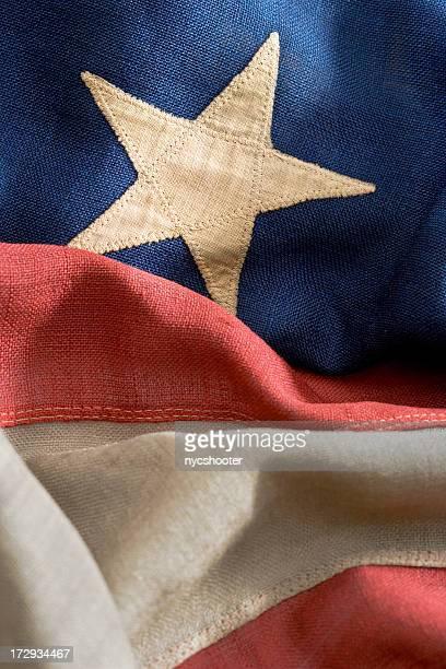 ビンテージアメリカの国旗