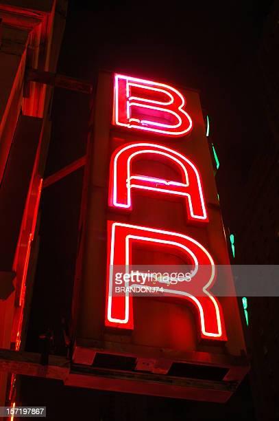 Bar Vintage-segnale inglese