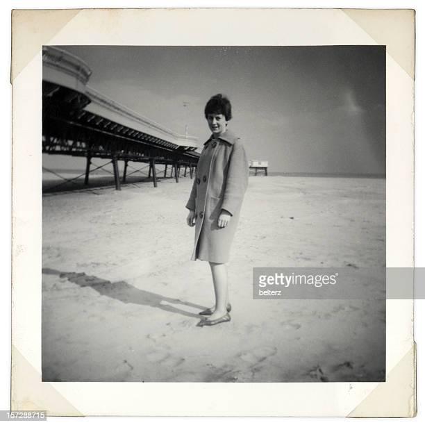 Playa vintage foto