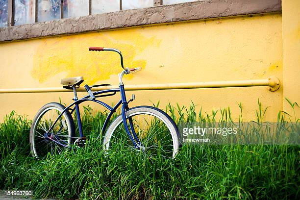 Bicicleta Vintage azul