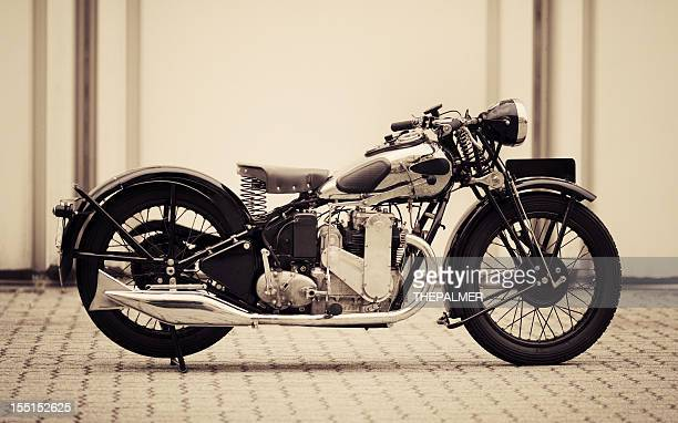 vintage moto britanniques