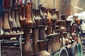 Vintage bronze vases souvenir sale