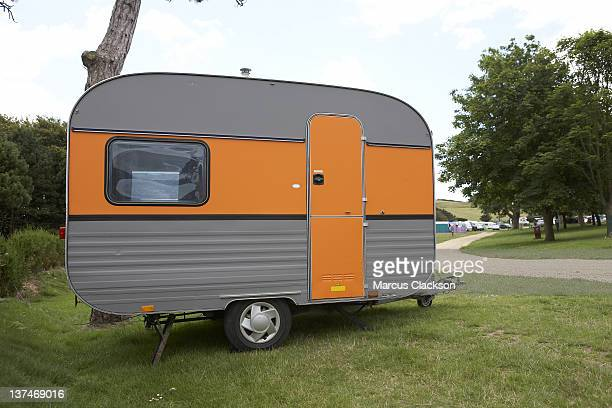 Camping Vintage.