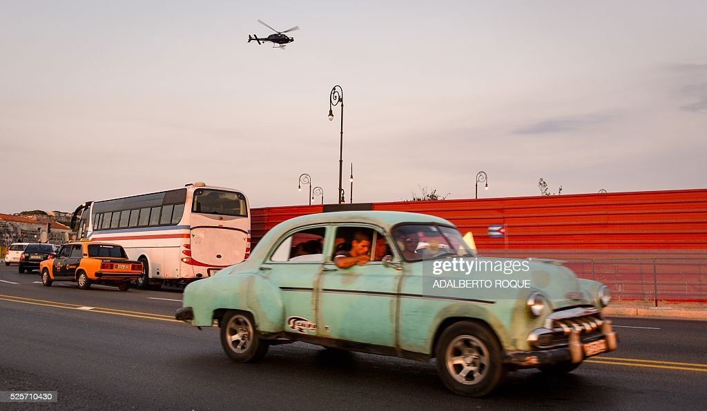 Shooting Of Fast Furious In Havana Photos And Images Getty