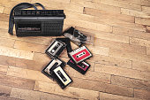 Vintage Cassette Player and Recorder...