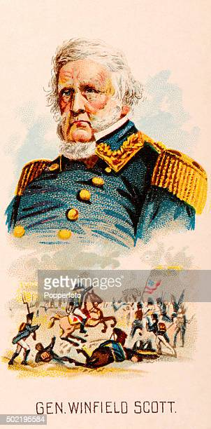 a biography of winfield scott a us general Biography of winfield scott winfield scott was named general in chief of all us revisión of the war between mexico and the united states of america.
