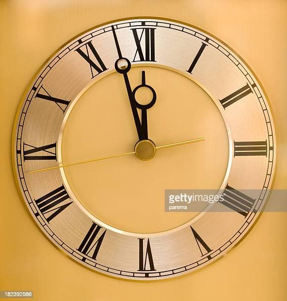 Vintage à Cadran d'horloge