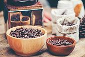 vintage coffee tools
