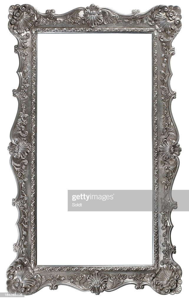 Vintage Decorated Frame Xxxl Stock Photo   Getty Images