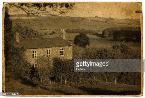 vintage farmhouse