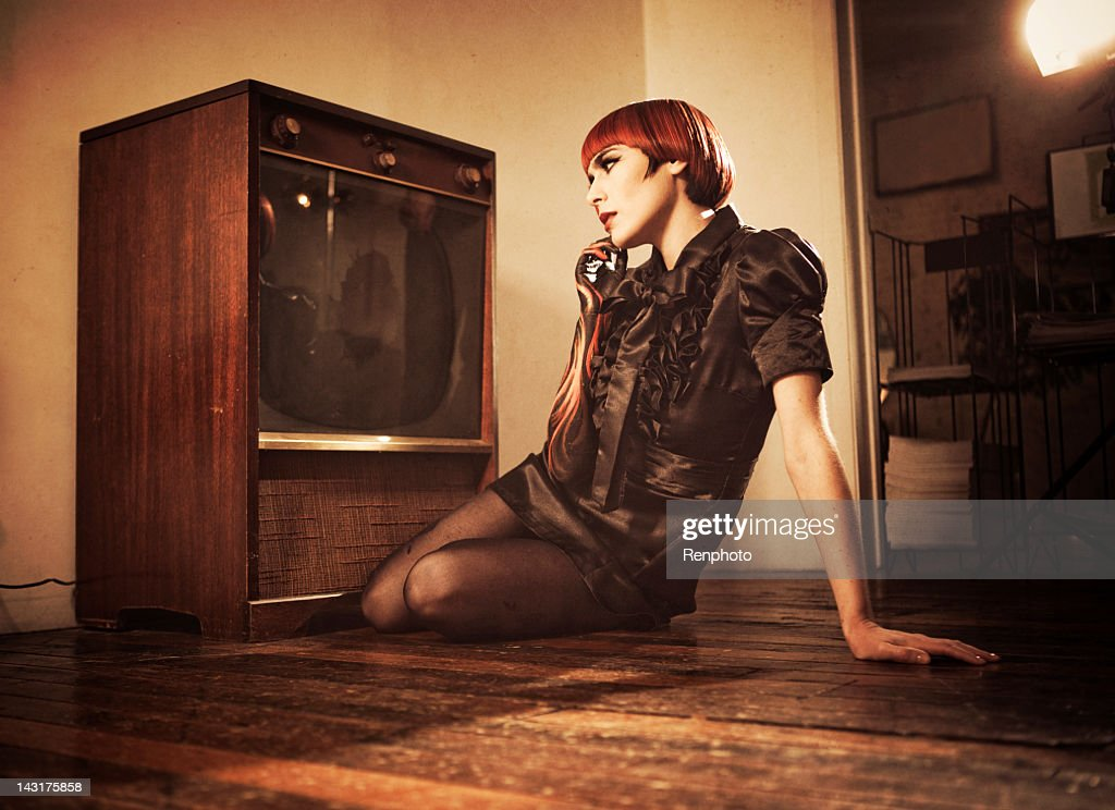 Vintage Fashion : Stock Photo