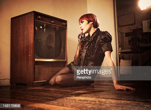 Vintage Fashion : Stock Photo