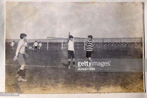 football Vintage.