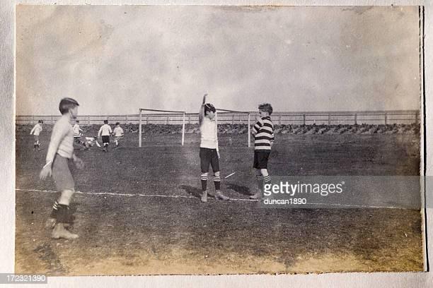 Vintage de futebol