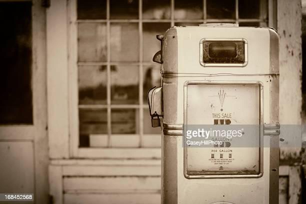 Vintage Pompe à essence