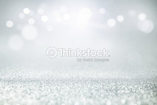 Vintage glitter lights bokeh background. : Stock Photo