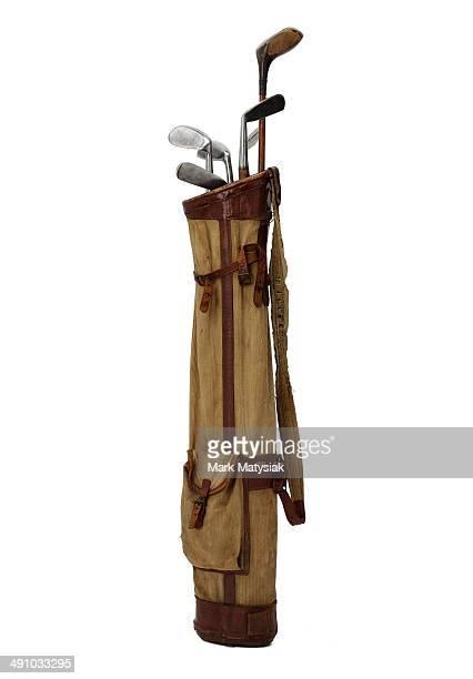 Vintage golf club bag