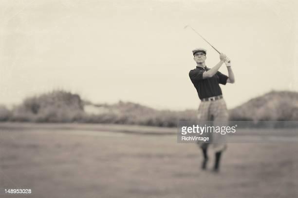 ヴィンテージのゴルフ