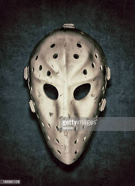 Vintage Hockey Goalie Mask