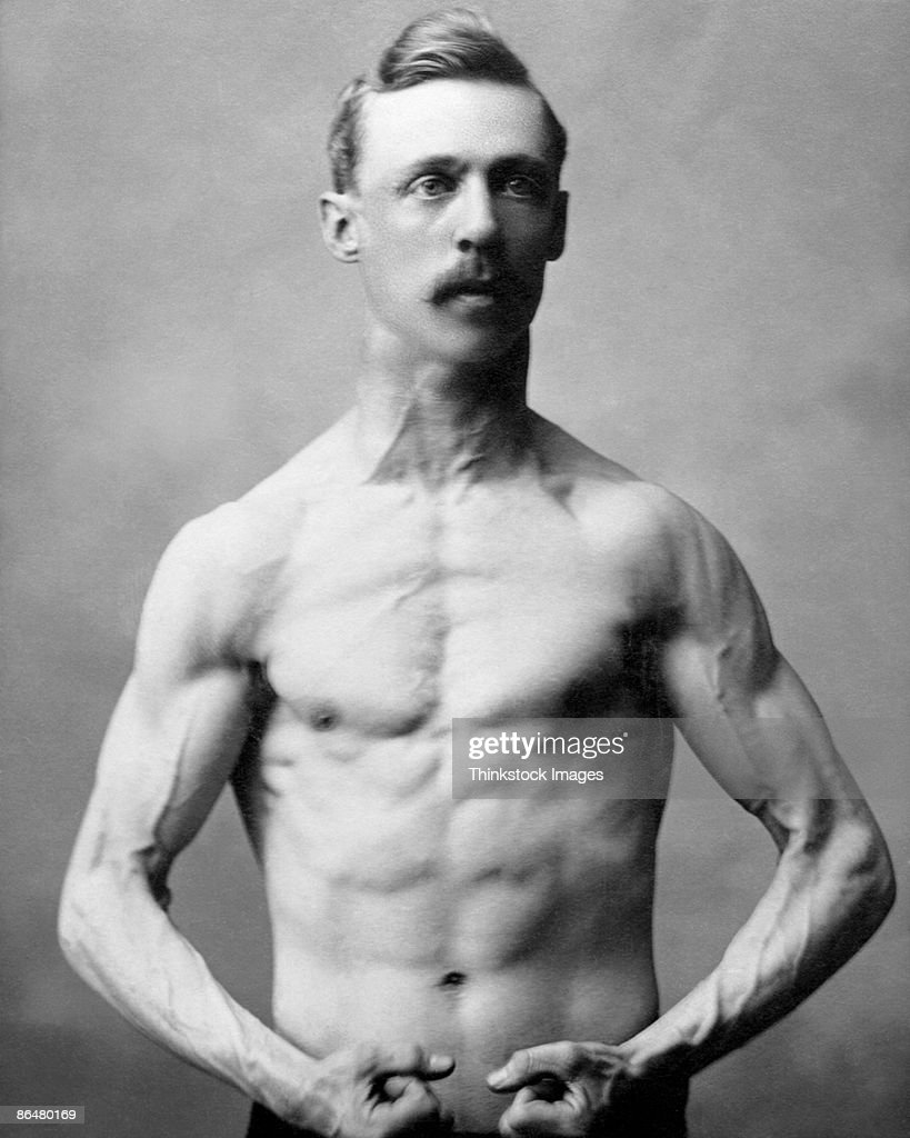 how to get muscular body