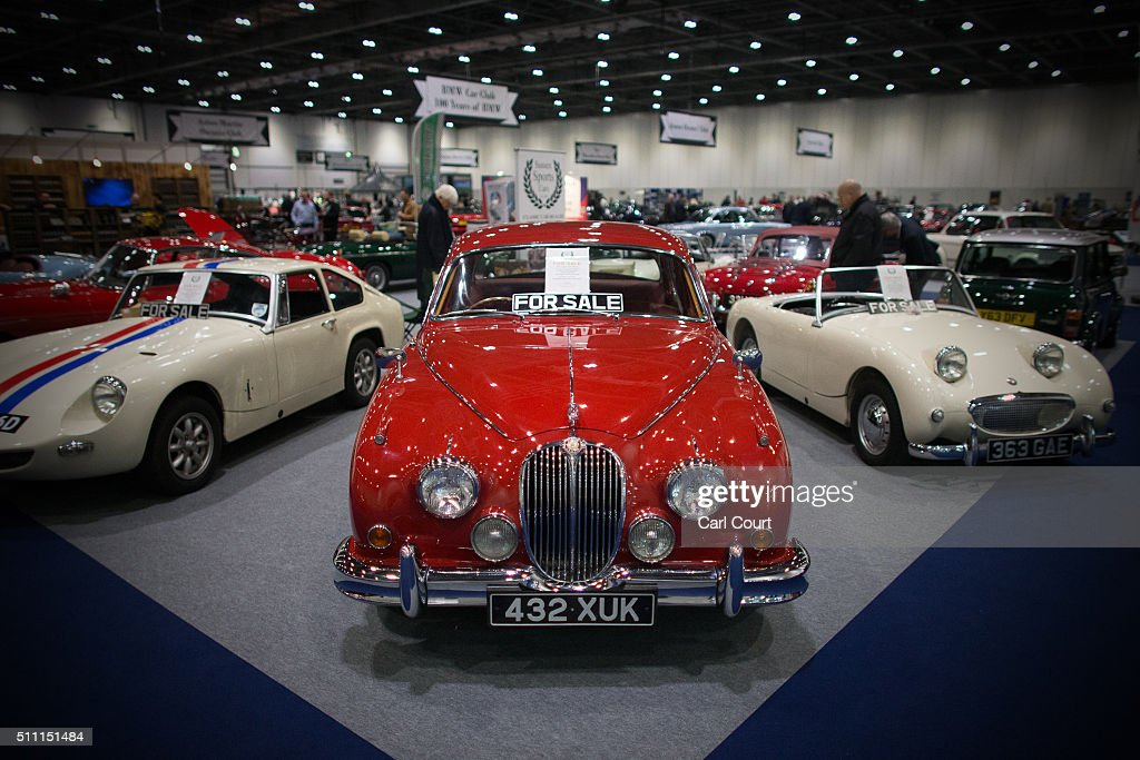 Preview Of The Classic Car Show Photos And Images Getty Images