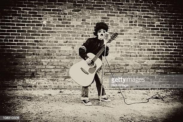 Vintage King of Rock'n Roll
