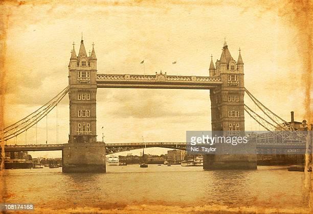 Vintage London Bridge
