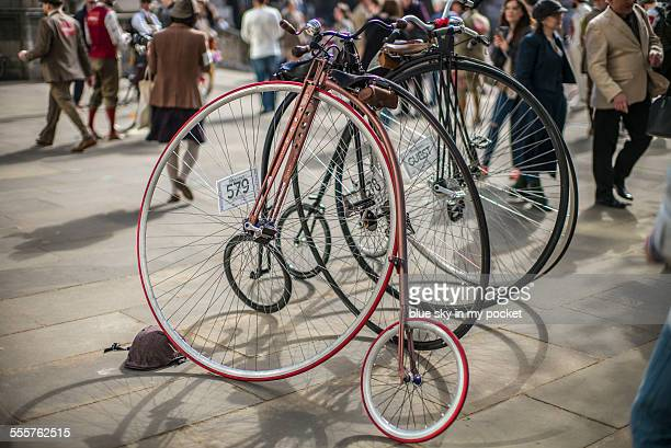 Vintage London, Penny-Farthings