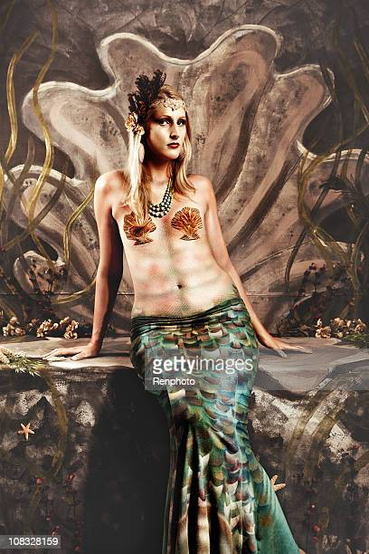 Vintage Mermaid