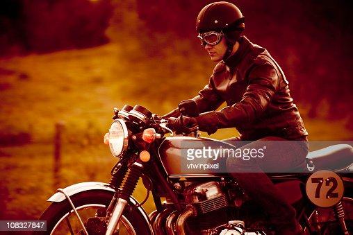 Vintage Motorcycle Ride 42