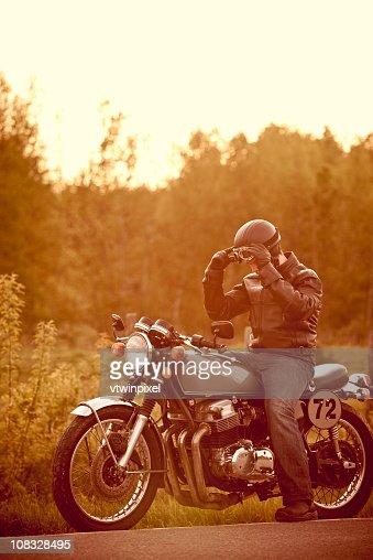 Vintage Motorcycle Ride 94