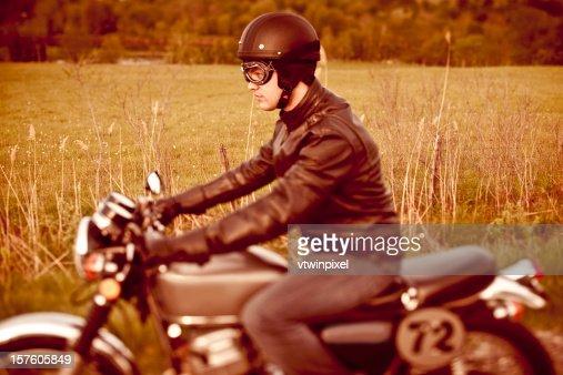 Vintage Motorcycle Ride 62