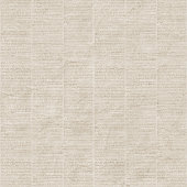 Vintage newspaper texture seamless pattern. A newspaper page illustration from a vintage old Russian newspaper of 1893. Gray beige collage newspaper background.