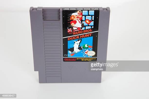 Vintage Video gioco Nintendo cartuccia