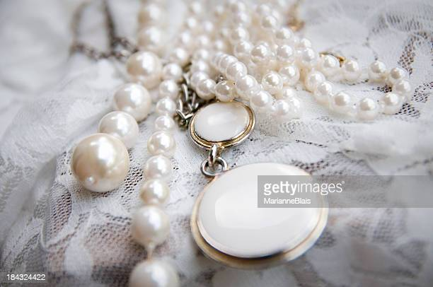 Vintage Pearl Jewelry