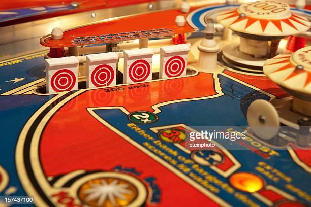Vintage Pinball Drop Down Targets