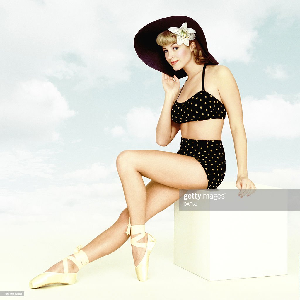Pin-up In The Sky