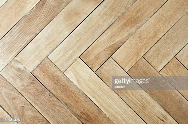 木製の寄木張り