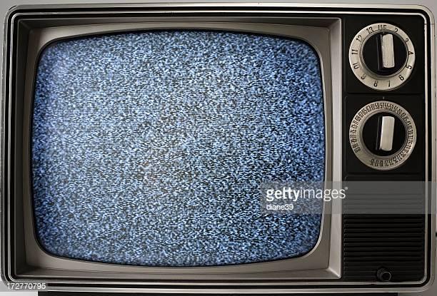 vintage Télévision portative