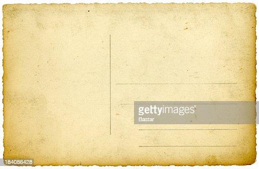 Vintage Post card 3. XXLarge