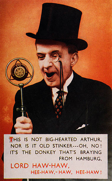 image Calling radio services circa 40s